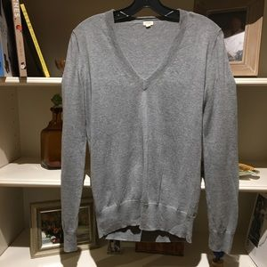 J. Crew V Neck Sweater